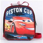Lancheira Escolar Dermiwil Carros Piston Cup Champion Azul - 51813