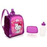 Lancheira Escolar Infantil Térmica Gata Charmmy Kitty Sanrio - Pacific