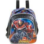 Lancheira Escolar Xeryus Avengers Armored Preto - 7494