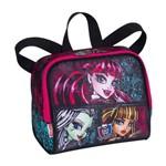 Lancheira Monster High Sestini com Potinho Personalizado -64195