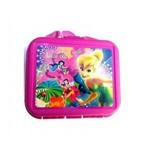 Lancheira Plastica Infantil Fadas Tinker Bell - Dermiwil