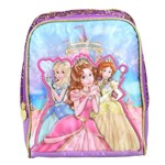 Lancheira Princesas Mágicas Terra da Magia PR8050L - Roxo