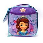 Lancheira Princesinha Sofia Disney Junior Ref 49081 Dmw