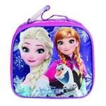 Lancheira Soft Frozen Escolar Infantil Original Dermiwil