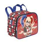 Lancheira Super Hero Girls Harley Queen 19y P - Sestini