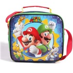 Lancheira Super Mario Brother - Dmw 11516