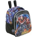Lancheira Termica com Garrafa The Avengers Armored