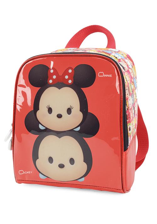 Lancheira Térmica Disney Tsum Tsum Minnie & Mickey LA33203TS-VERMELHA LA33203TSVERMELHA