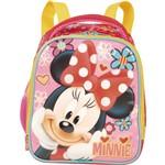 Lancheira Térmica Infantil Menina Minnie 19x Vermelho 65290