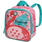 Lancheira Termica Pack me Flamingo com Alça