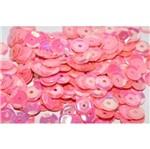 Lantejoula Rosa N6 P 10gr Nova Papelaria