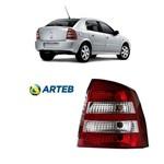 Lanterna Chevrolet Astra Hatch 2003/2011 Lado Carona Original Arteb