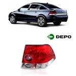 Lanterna Chevrolet Vectra Sedan 2006/2011 Lado Carona Depo