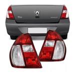 Lanterna Direita Clio Sedan 04 05 06 07 08 09 2010 2011 2012