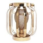 Lanterna Dourada 21cm