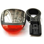 Lanterna Energia Solar para Bike