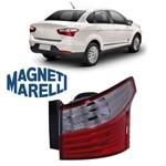 Lanterna Fiat Grand Siena 2012/2014 Lateral Lado Carona Original Magneti Marelli