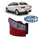 Lanterna Fiat Grand Siena 2012/2014 Lateral Lado Motorista Original Magneti Marelli