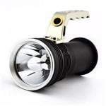 Lanterna Holofote Led 800000 Lumens 2 Baterias Super Potente