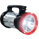 Lanterna Led Portátil Multifuncional Vermelhas