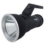 Lanterna Led Sirius Brasfort 2 Funções e Luz Auxilar a Pilha