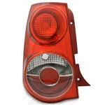 Lanterna Picanto 2009 a 2011 Traseira Branca e Vermelha