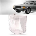 Lanterna Pisca Dianteira Caravan 1980 81 82 83 84 85 86 87 Direita Cristal
