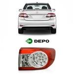 Lanterna Toyota Corolla 2012/2014 Lado Carona com Led Depo