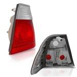 Lanterna Traseira BMW Série 3 320 323 325 2000 2001 2002 Canto Bicolor