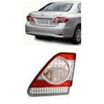 Lanterna Traseira Corolla 2012 2013 2014 Modelo da Tampa - Lado Esquerdo
