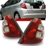 Lanterna Traseira Honda New Fit 2009 2010 2011 2012 Bicolor - AUTOMOTIVE IMPORTS