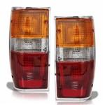 Lanterna Traseira L200 Gls Gl 1992 a 2005 Tricolor Moldura Cromada Lado Direito Passageiro