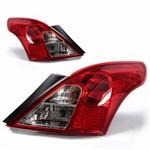 Lanterna Traseira Nissan Versa 2011 2012 2013 2014 Esquerdo