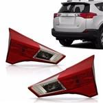 Lanterna Traseira Toyota Rav4 2013 2014 2015 Tampa Mala