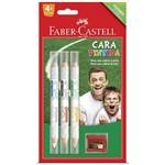 Lápis Artistico Faber Castell Cara Pintada 004 Un 21.0306pf