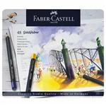 Lápis de Cor 48 Cores Goldfaber Faber Castell