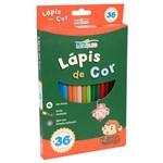 Lápis de Cor 36 Cores - Leo Leo