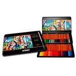 Lápis de Cor Fine Art 72 Cores Acrilex 09672