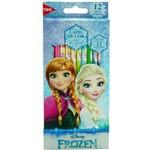 Lápis de Cor Inteiro 12 Cores Tris Sextavado Frozen Summit