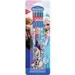Lápis Preto Frozen com Borracha 4 Unidades - Tris