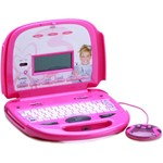 Laptop da Xuxa Trilíngue X3 C/ Música e 88 Atividades - Candide