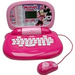 Laptop Diversão Minnie 30 Atividades Candide