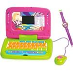 Laptop Energia Bilingue C/ Relógio - 48 Atividades - Candide