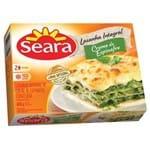 Lasanha Seara 600 Integral Creme Espinafre