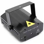 Laser Mini Projetor Holográfico com Efeitos Pontilhados.