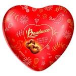 Lata Natalina Biscoito Leite Cobertura Chocolate 115g - Bauducco