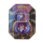Lata Pokémon Lendas de Alola Lunala Gx