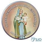 Latinha da Nossa Senhora da Boa Esperança | SJO Artigos Religiosos