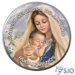 Latinha da Nossa Senhora do Amparo | SJO Artigos Religiosos