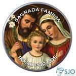 Latinha da Sagrada Família | SJO Artigos Religiosos